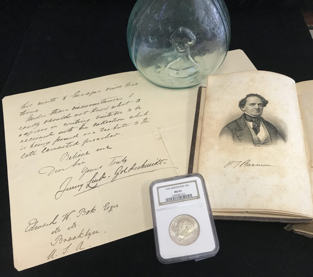 PT Barnum Coins at Coops Coins