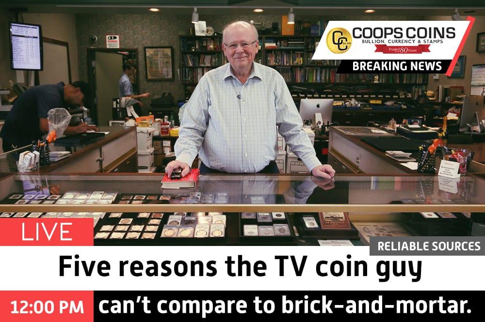 TV vs Brick and Mortar