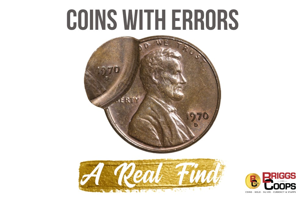 Error Minted Coin