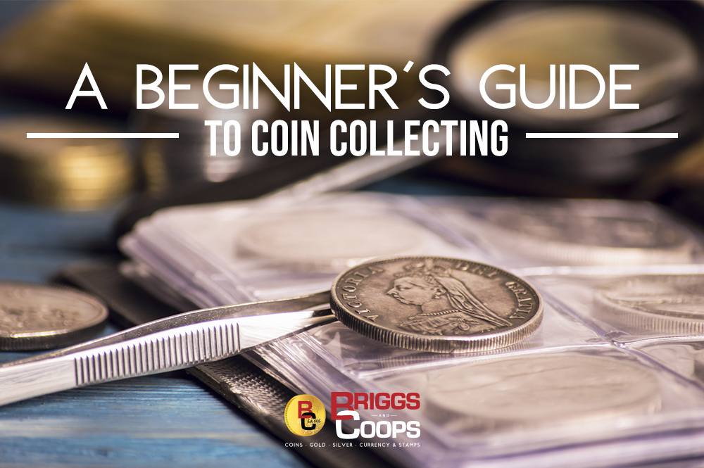 Beginner's Guide to Coin Collection