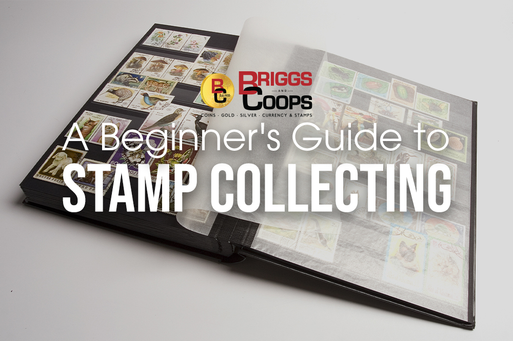 Beginner's Guide To Stamp Collecting