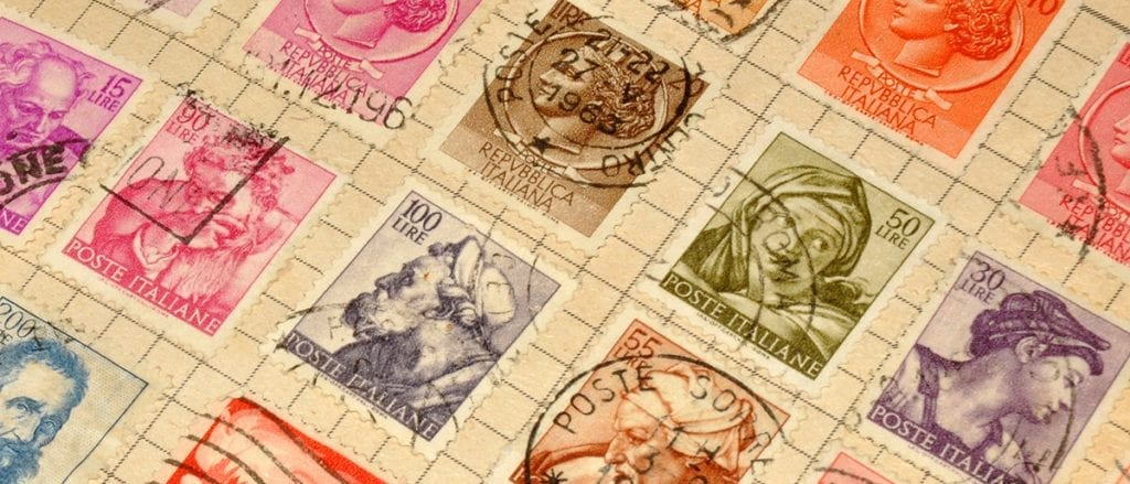 stamp collection guide